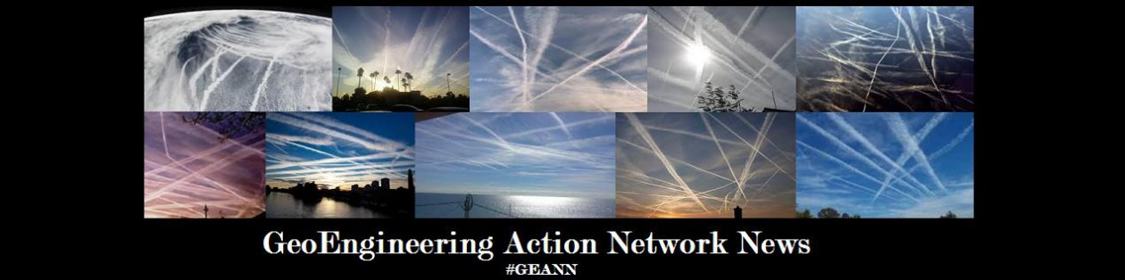 GeoEngineering Action Network News #GEANN